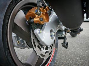 TGB Bullet 50 Rear Disc Brake