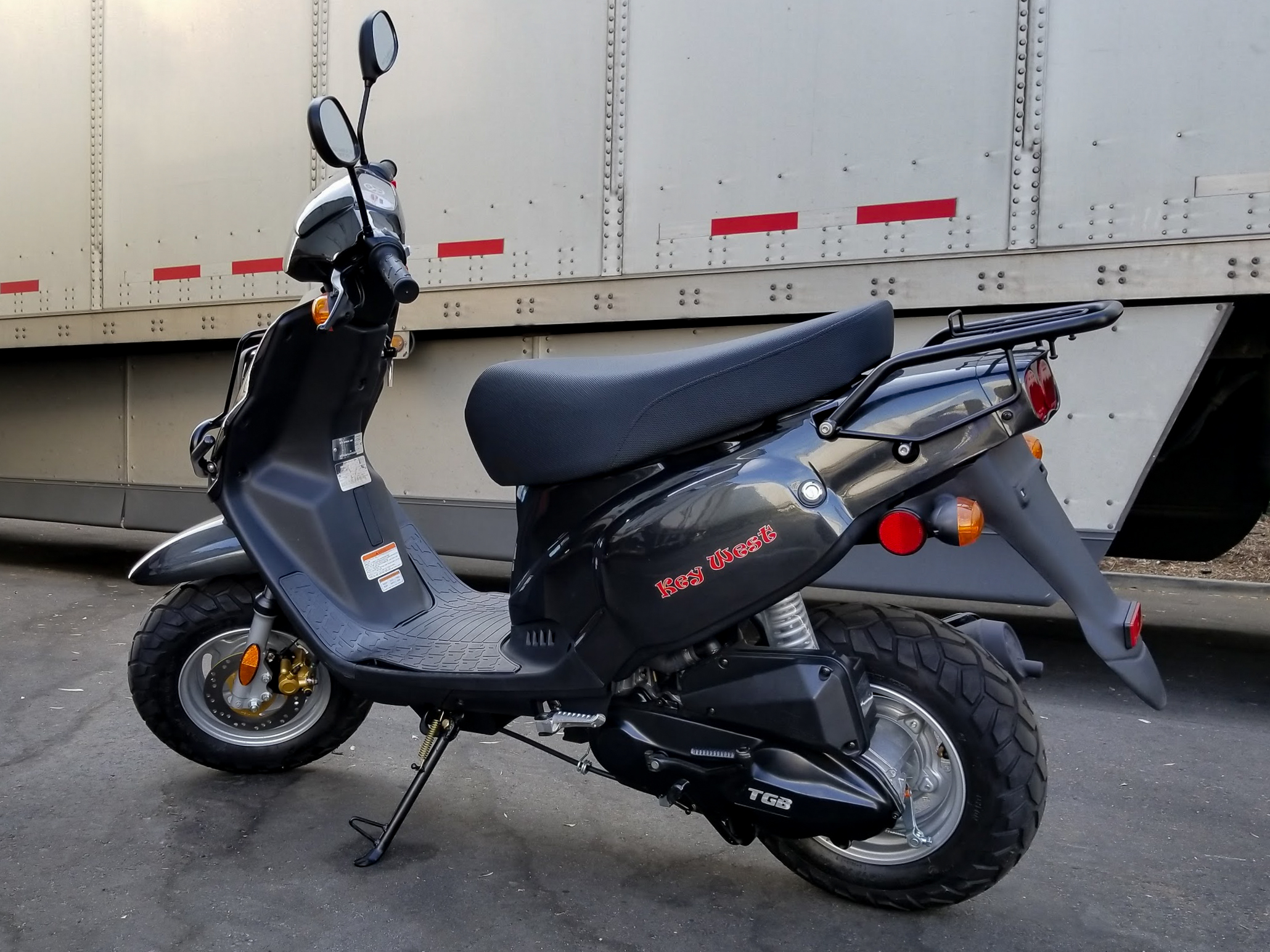 Key west scooter sales / Buy keyless entry